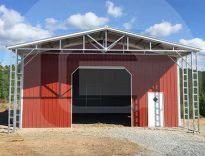 Steel Utility Building - Copy