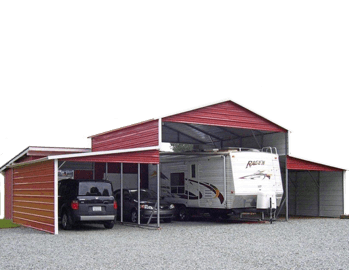 Metal Barns Steel Storage Shed Carolina Barns Online