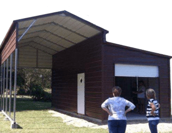Metal Rv Carports Rv Cover Kits Amp Custom Rv Shelters For