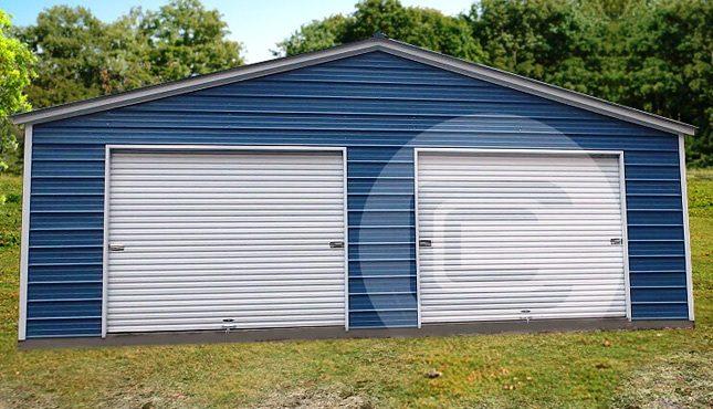 Two Car Garage FL-G
