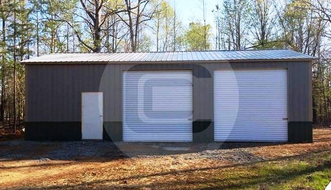 24x41 Side Entry Garage1