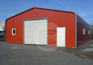 Certified Metal Building