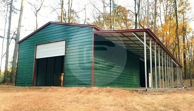 metal-sheds
