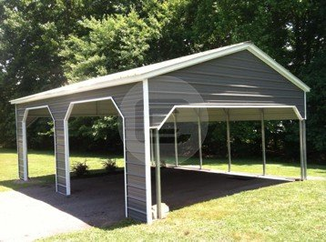 Carports With Sides Home Design