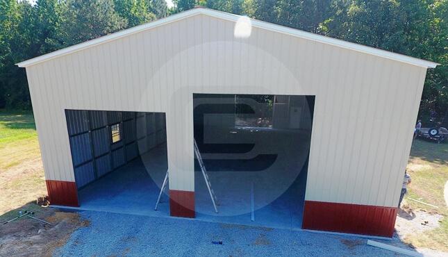 Metal RV Garage – 40×71