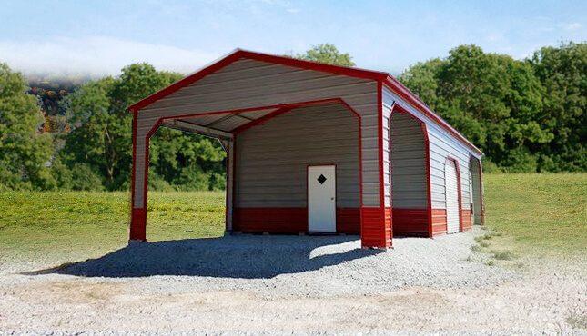 Custom Utility Building-TB