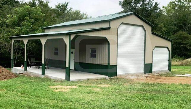 Deluxe Carolina Barn S1