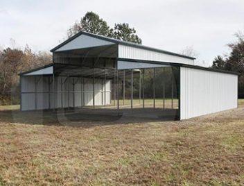 Metal Carolina Barn-P