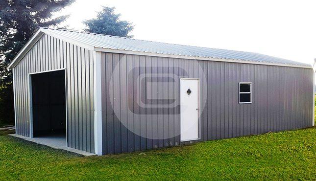 24x41 Workshop-Garage-1
