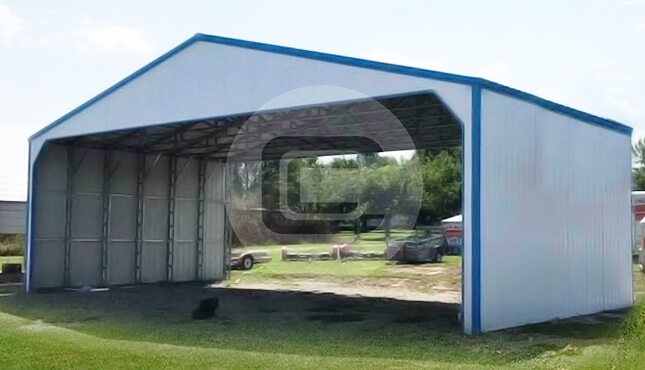 40×30 Commercial Shed