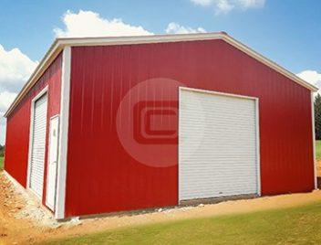 Snow Certified garage