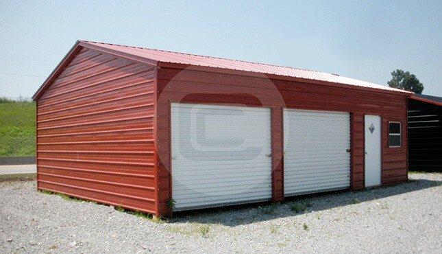 24x36-side-load-metal-garage
