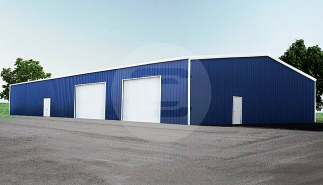 Commercial Metal Storage Buildings