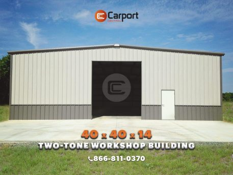 40x40 metal building metal building of the week for 40x40 garage for sale