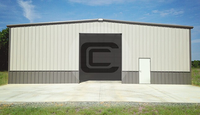 40×40 Commercial Garage