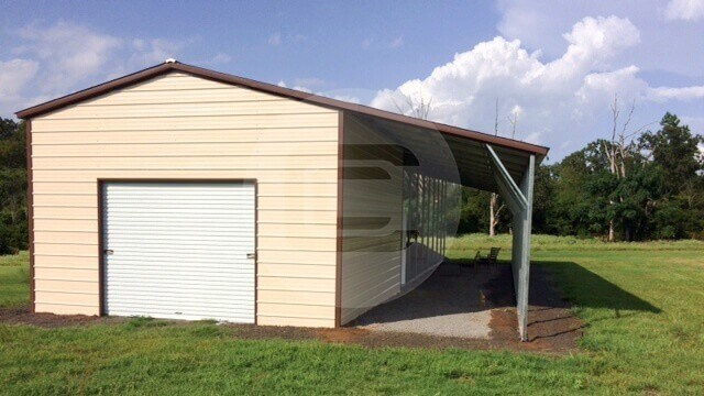 20x60-custom-building-with-lean-to