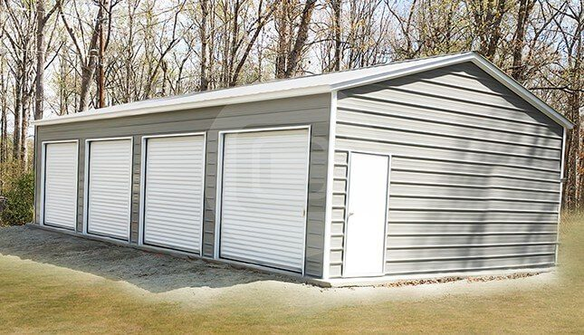 four-car-garage-building-22x45-side