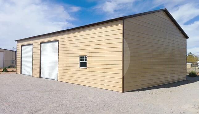 24×40 Metal Car Garage