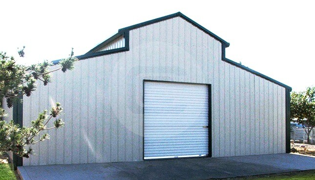 36×50 Barn Building