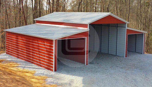 Barn Storage Sheds