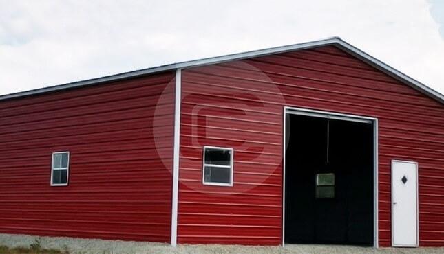 30×50 Prefabricated Steel Building
