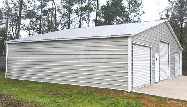 44x36 Barn Building