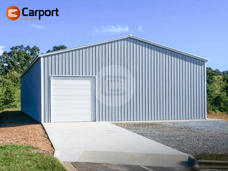 40×80 Commercial Garage