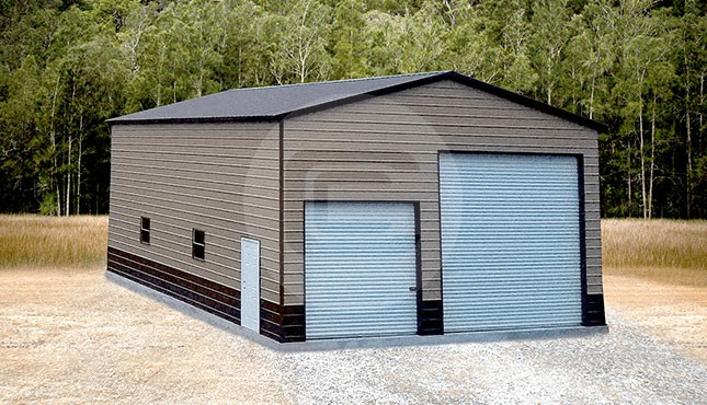 30' x 41' Large Garage Building
