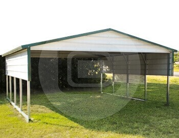 carports east Texas, carports for sale in Texas, metal garages texas