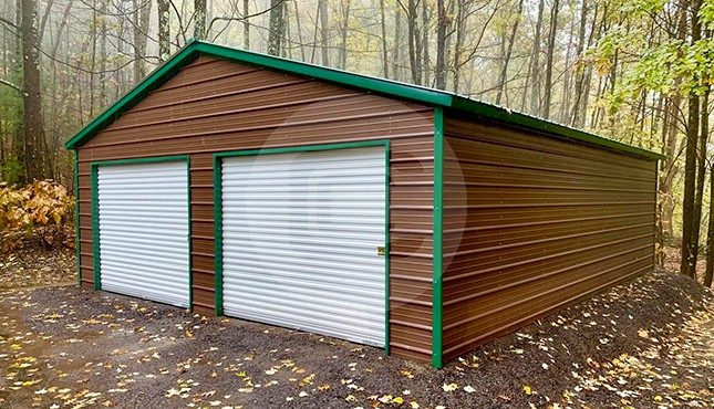 24x30-metal-garage-side-view