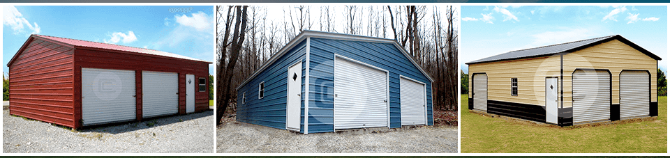 Order a Metal Building from Carport Central