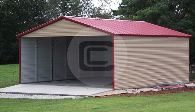 metal-carport-vertical-roof-style