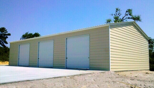 prefab-metal-garage