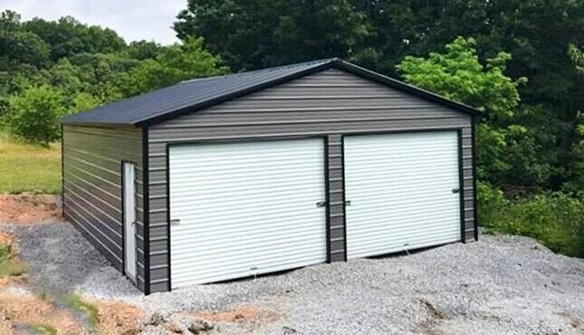 steel-garage