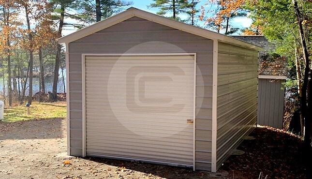 12x25 Garage