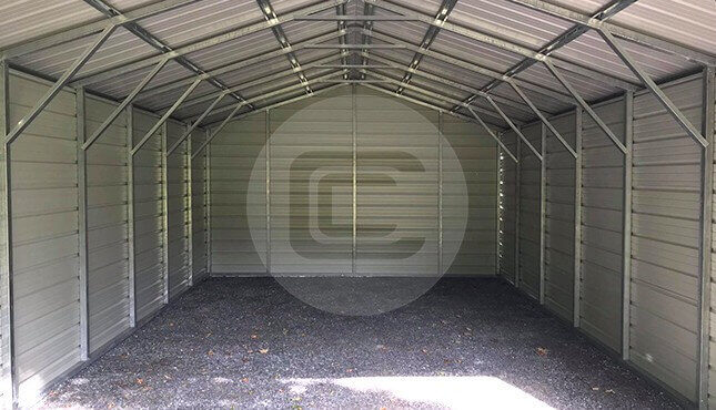 18x30-three-sided carport-truss