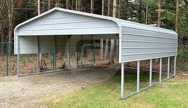 20x20 Carport Buy 20x20 Metal Carport At Affordable Prices