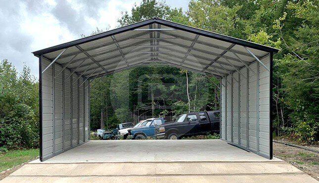 24x25-carport-front-view