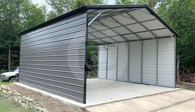 24x25-carport-side-view