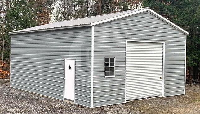 24x30 Prefab Garage