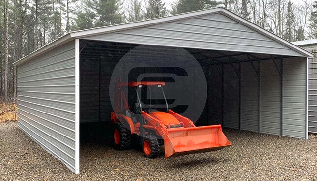 30x35 Carport