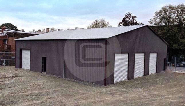 60x60 Metal Building