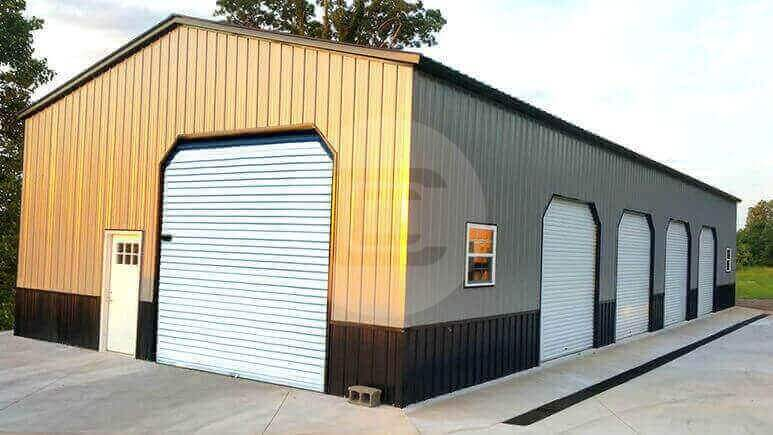 Metal Building Prices, Steel Building Cost