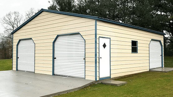 Metal Garage Prices and Garage Cost