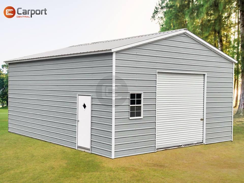 24x30 Prefab Garage Building