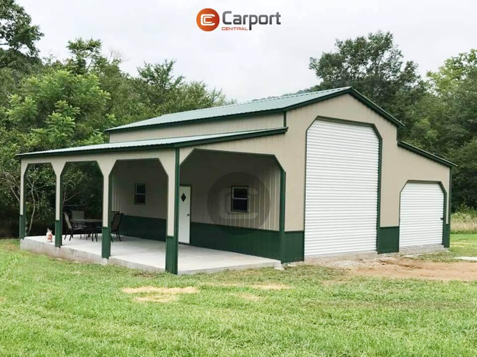 42x36 Deluxe Carolina Barn