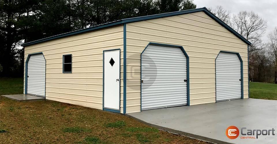 30 x 30 Prefab Metal Building