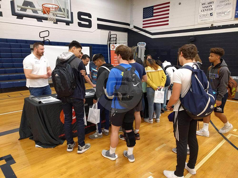 Mount Airy High School's Innovation Day