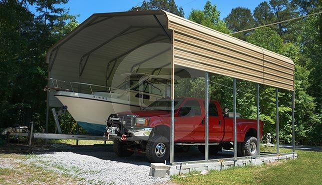 24x26 regular carport