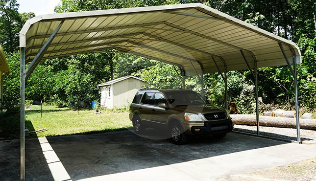 24x21 Carport
